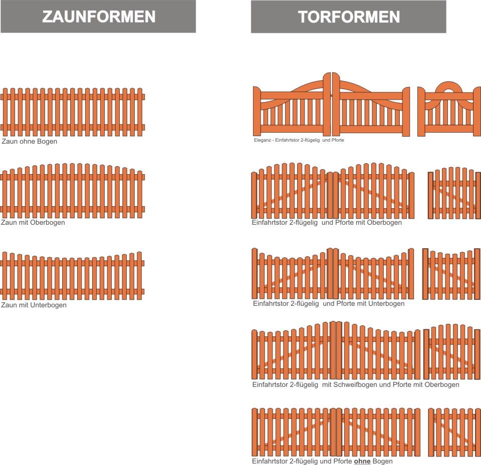 Holzzaun Krech Zäune GmbH