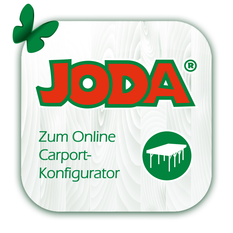 Joda Carport Konfi Button